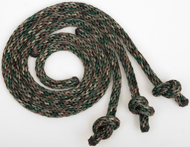 Mendota Pet Training Dummy Throw Ropes: Camouflage