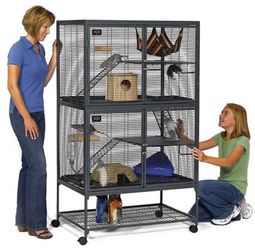 "Midwest Critter Nation Single Level Pet Pen: 36"" x 24"" x 39"""