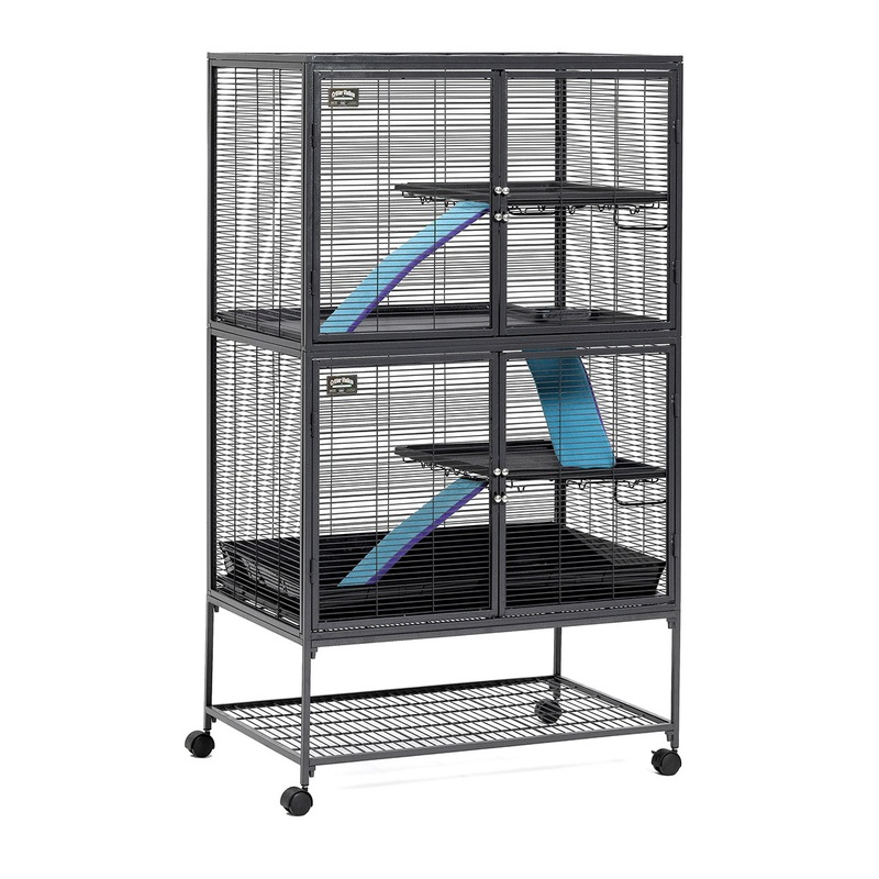 Midwest Products Critter Nation Double Level Pet Pen