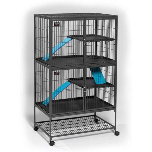 Midwest Products Ferret Nation Double Unit Cage