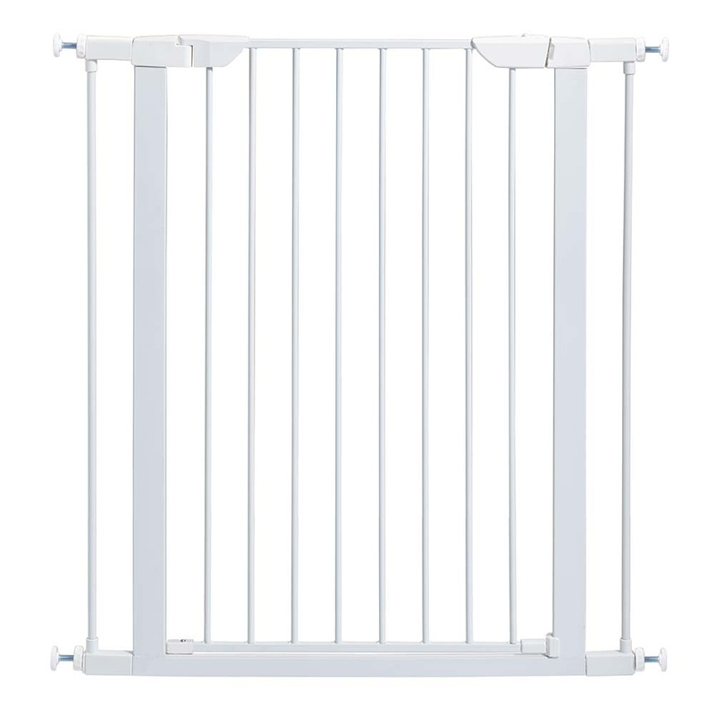 Midwest Products Steel Pressure Mount Pet Gate