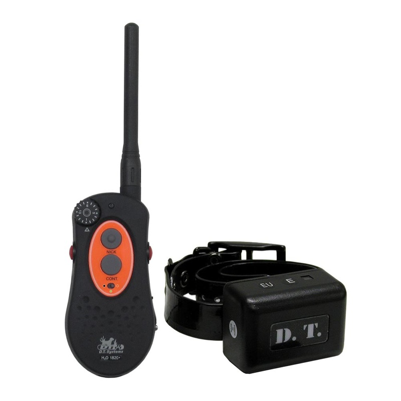 D.T. Systems H2o 1 Mile Dog Remote Trainer With Vibration