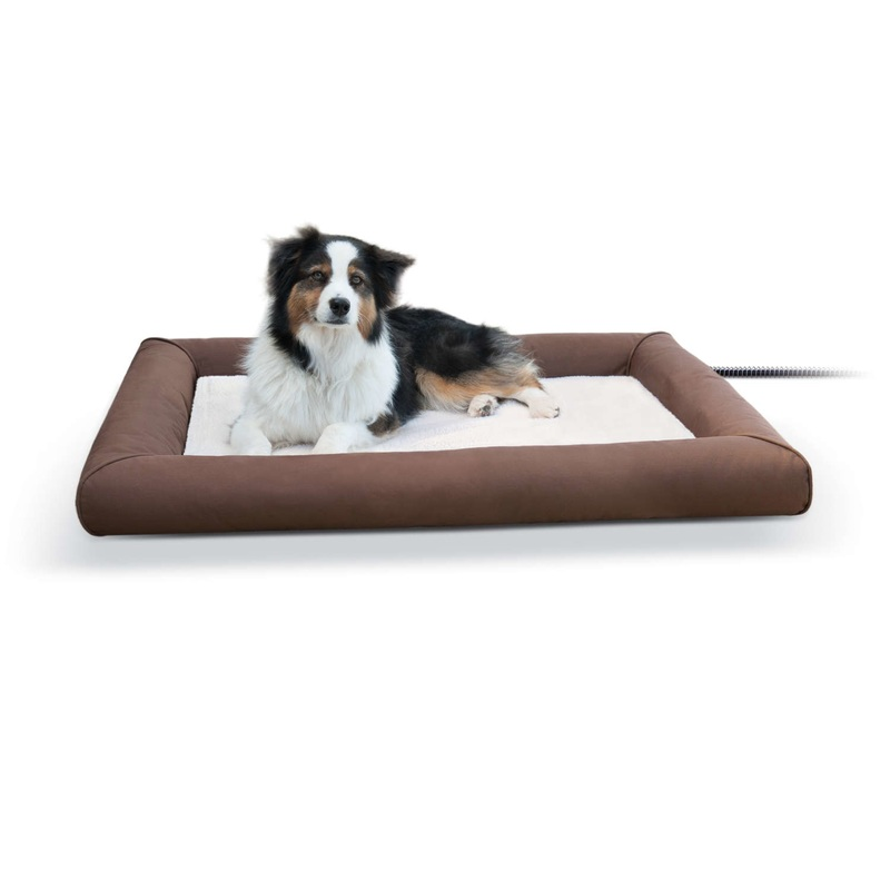 K&H Pet Products, LLC Deluxe Lectro-soft Outdoor Heated Pet Bed