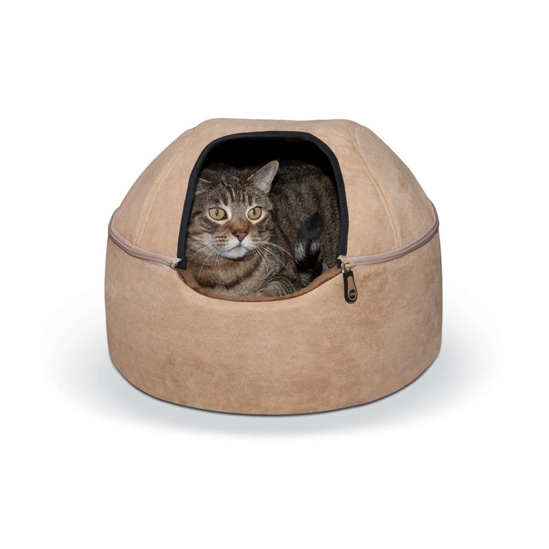 K&H Pet Products, LLC Kitty Dome Bed Unheated