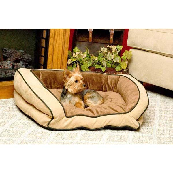 K&H Pet Products, LLC Bolster Couch Pet Bed