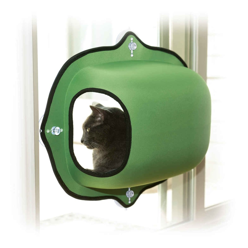 K&H Pet Products, LLC Ez Mount Window Pod Kitty Sill