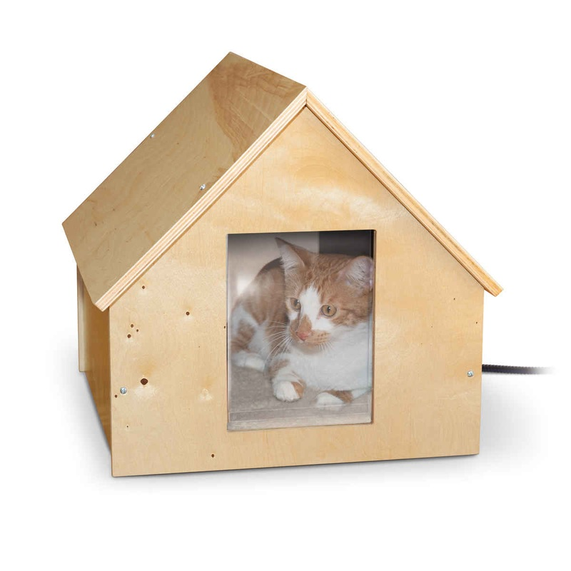 K&H Pet Products, LLC Birdwood Manor Thermo-kitty House