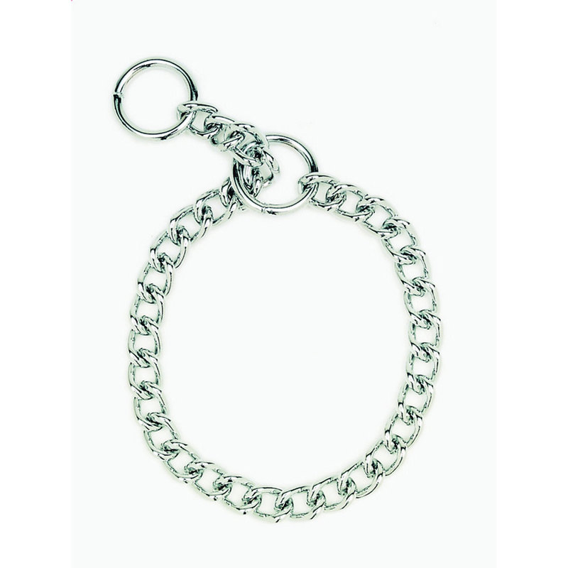 Coastal Pet Products Herm. Sprenger Dog Chain Training Collar 3.0mm Silver