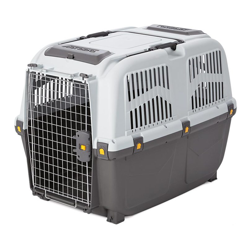 "Midwest Skudo Pet Travel Carrier Gray 36.25"" x 24.875"" x 27.25"""