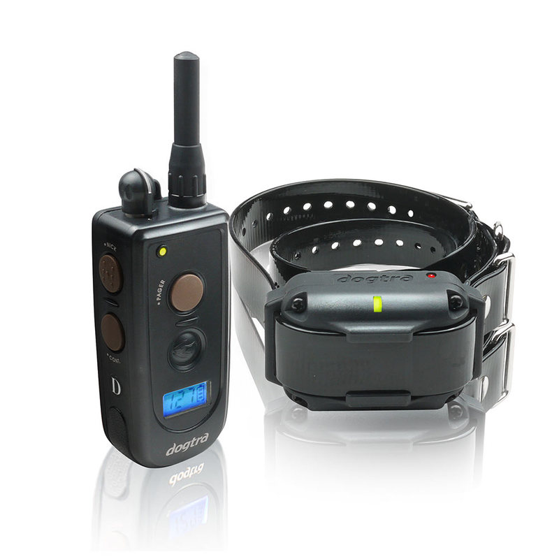Dogtra Training And Beeper 3/4 Mile Dog Remote Trainer