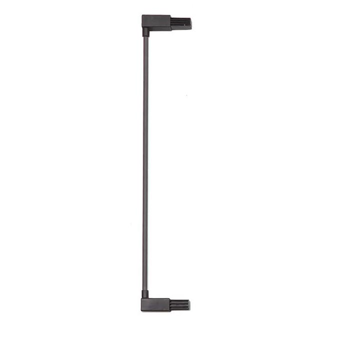 "Midwest Steel Pressure Mount Pet Gate Extension 3"" Graphite 2.875"" x 1"" x 29.875"""