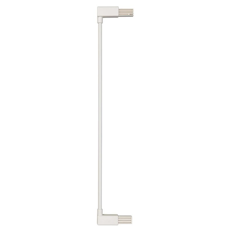 "Midwest Steel Pressure Mount Pet Gate Extension 3"" White 2.875"" x 1"" x 29.875"""