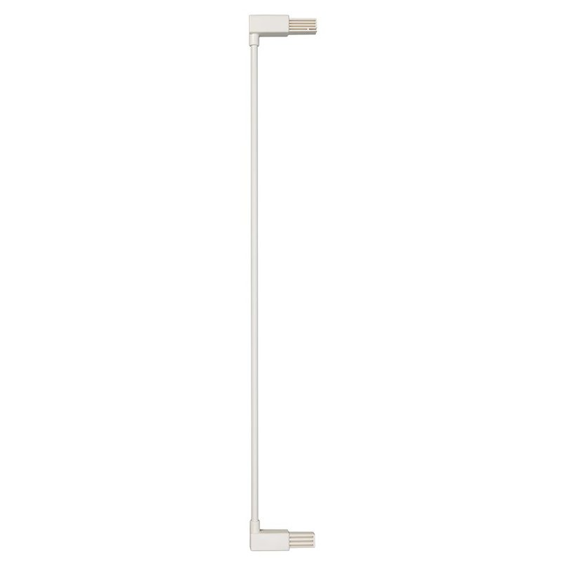 "Midwest Steel Pressure Mount Pet Gate Extension 3"" White 2.875"" x 1"" x 39.125"""