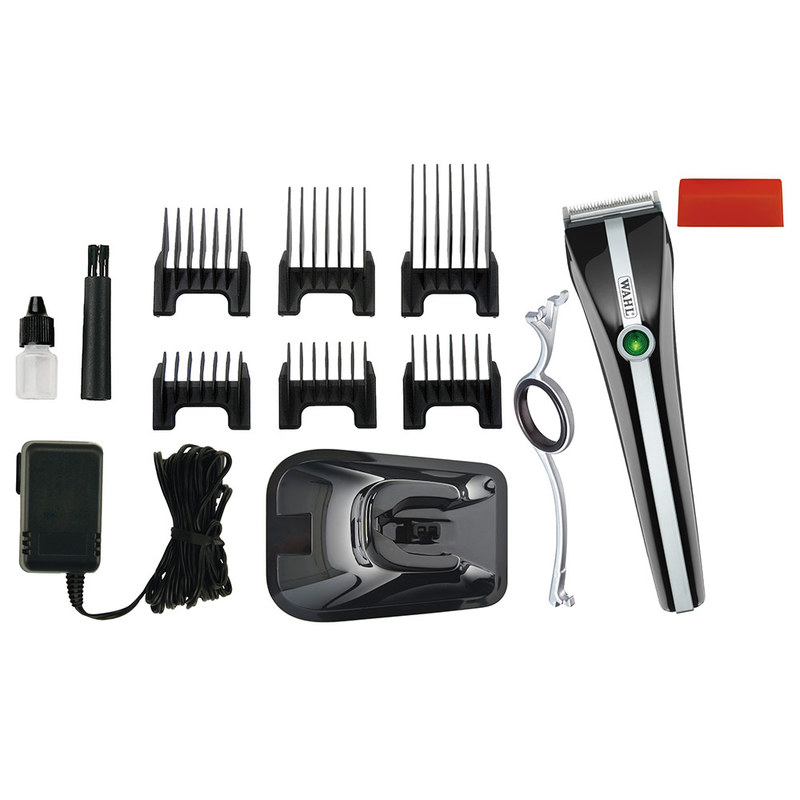 Wahl Motion Lithium Ion Clipper Black