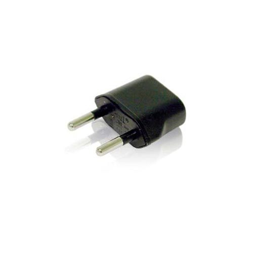 Dogtra Euro Voltage Adaptor Black