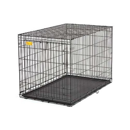"Midwest Life Stage A.C.E. Dog Crate Black 42.75"" x 28.50"" x 30.50"""
