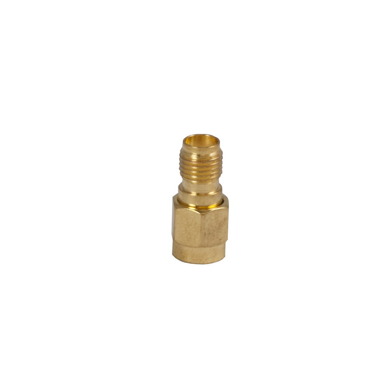The Buzzard's Roost Brass Connector for Magmount Antenna