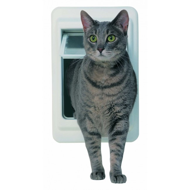 "Ideal ChubbyKat/HeftyKat Door White 8.25"" x 13.75"""