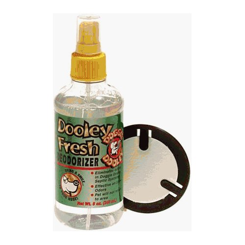 Hueter Toledo Dooley Fresh Deodorizer with Pad 8 oz