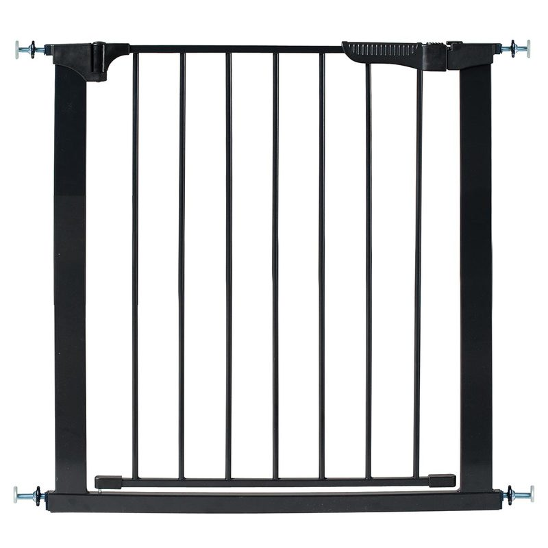 "Kidco Auto Close Gateway Pressure Mounted Pet Gate Black 29"" - 37"" x 29.5"""