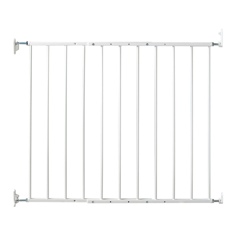 "Kidco Safeway Wall Mounted Pet Gate White 24.75"" - 43.5"" x 30.5"""