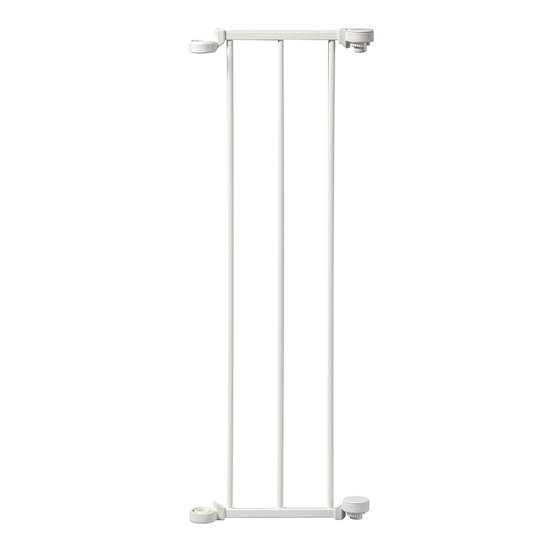 "Kidco Free Standing Extension Kit 9"" White 9"" x 29.5"""