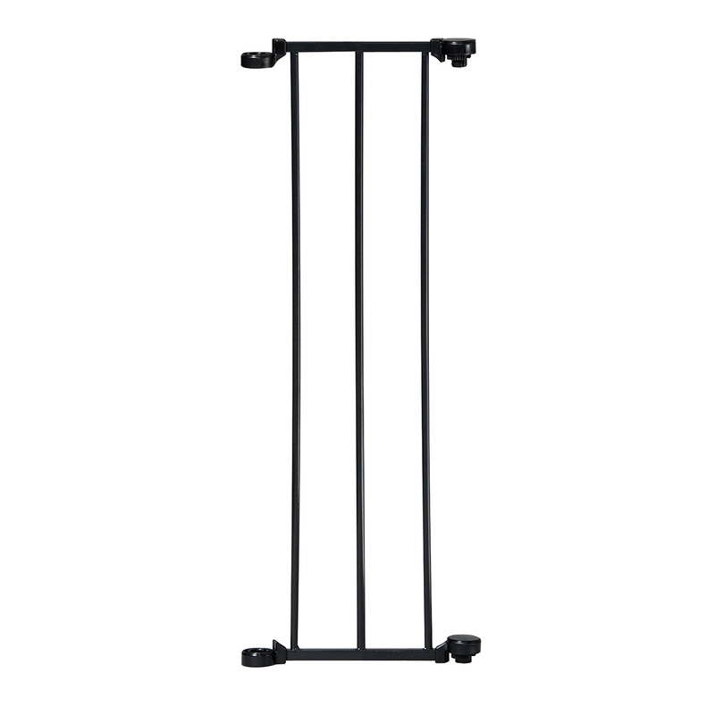 "Kidco Free Standing Extension Kit 9"" Black 9"" x 29.5"""