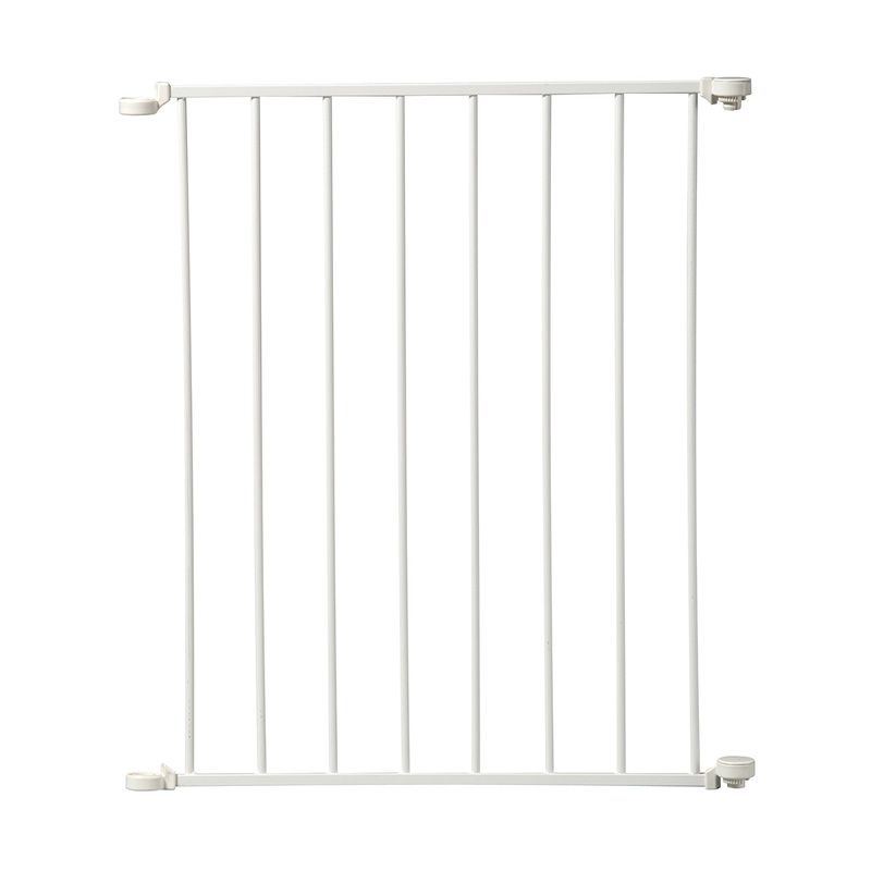 "Kidco Free Standing Extension Kit 24"" White 24"" x 29.5"""
