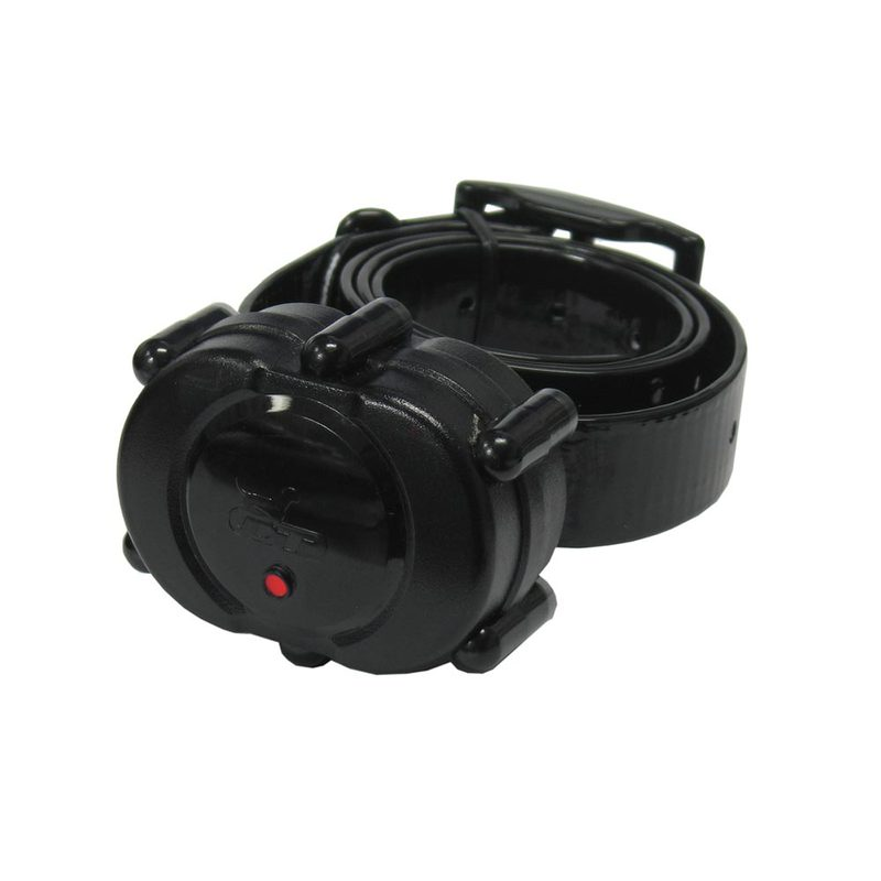D.T. Systems Micro-iDT Remote Dog Trainer Add-On Collar Black Black