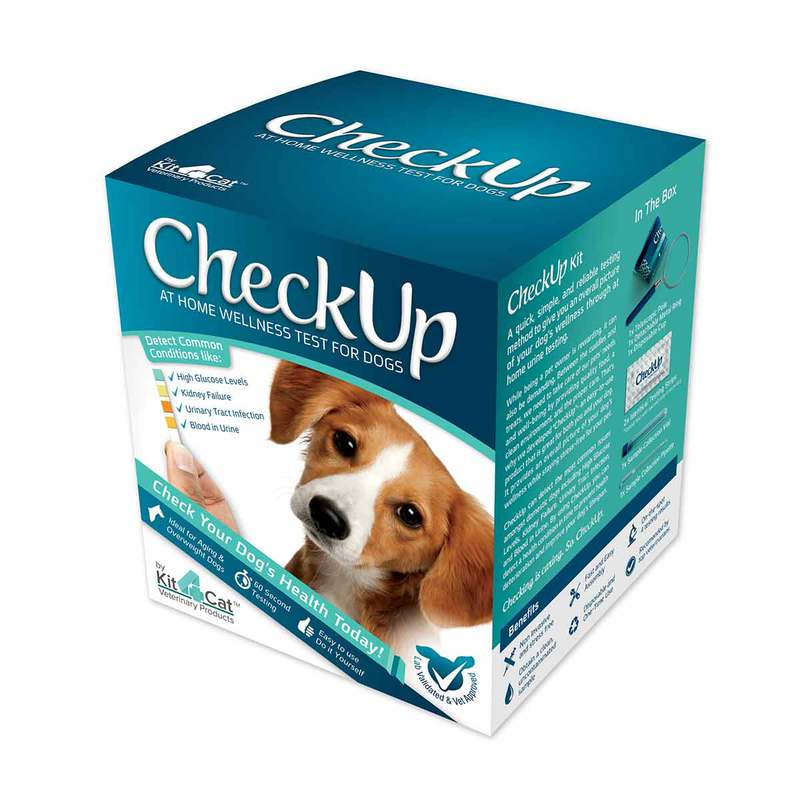 Coastline Global Checkup - At Home Wellness Test for Dogs