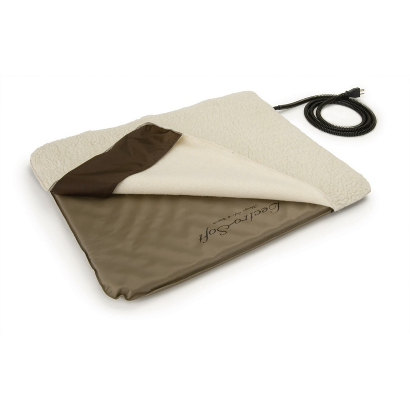 K&H Pet Products Lectro-Soft Cover Medium Beige