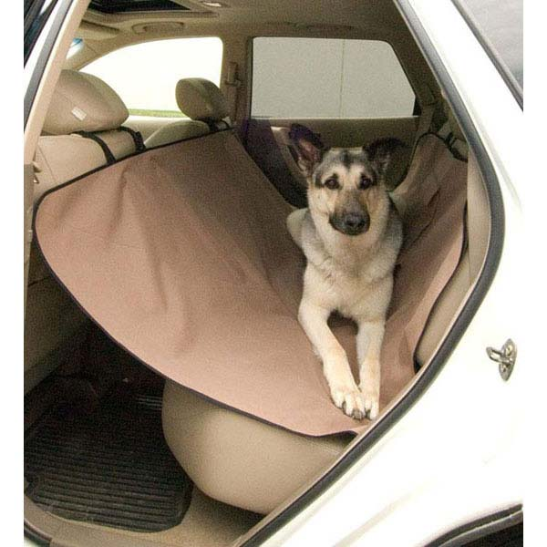 "K&H Pet Products Car Seat Saver Tan 54"" x 58"" x 0.25"""