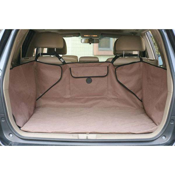 "K&H Pet Products Quilted Cargo Cover Tan 52"" x 40"" x 18"""