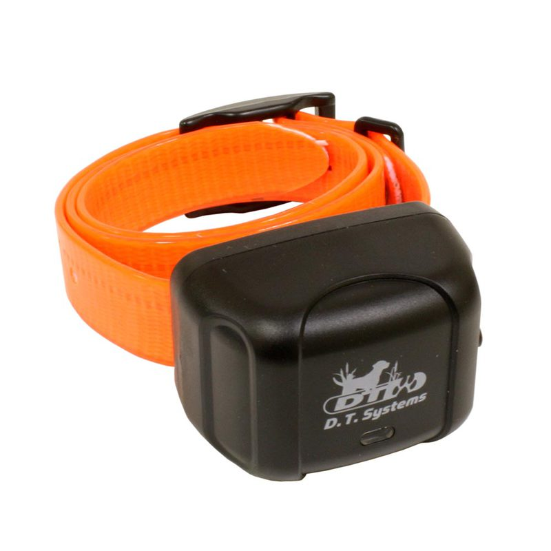 D.T. Systems Rapid Access Pro Dog Trainer Add-on collar Orange