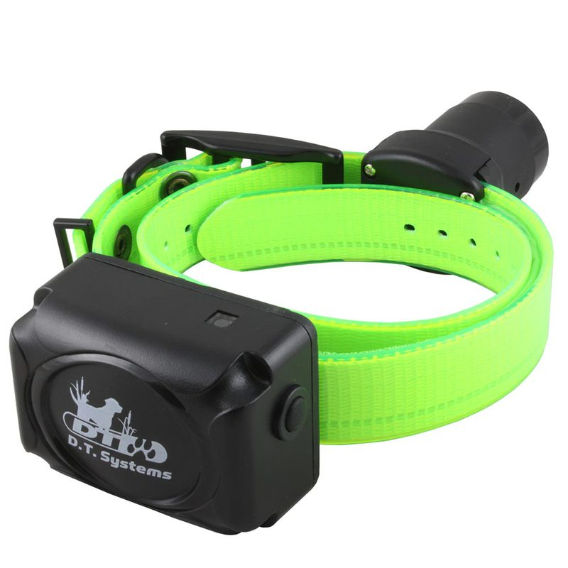 D.T. Systems R.A.P.T. 1450 Additional Dog Collar Green