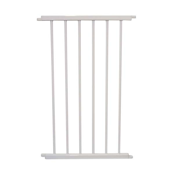 "Cardinal Gates VersaGate Hardware Mounted Pet Gate Extension White 20"" x 30.5"""