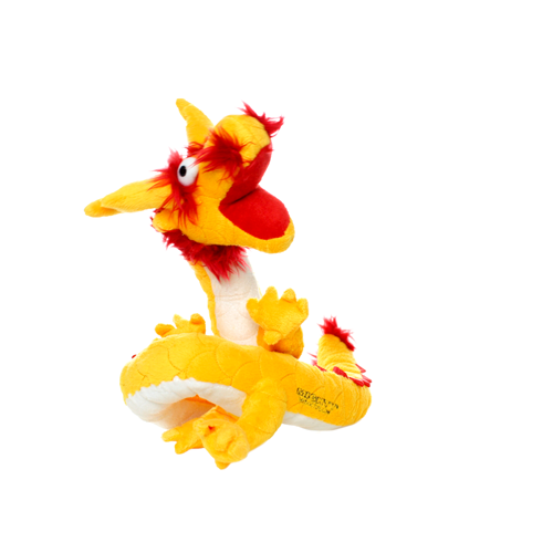 Mighty Toy Dragon: Yellow