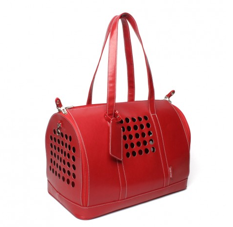 Bark N Bag Carrier One Red