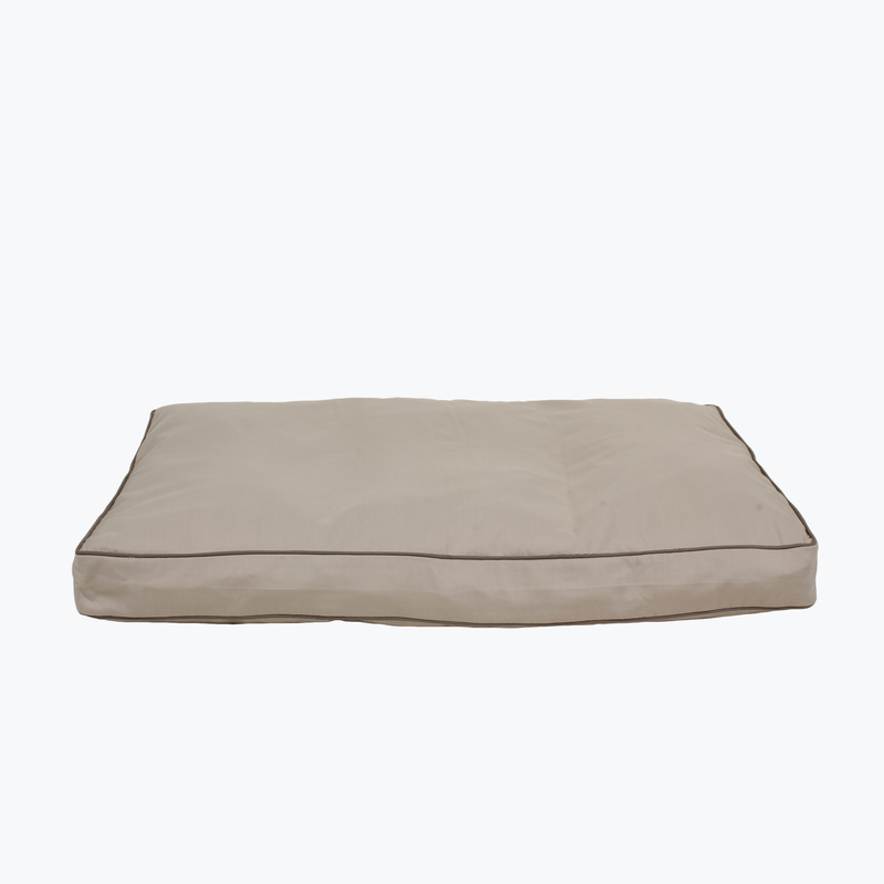 "Carolina Pet Products CLASSIC TWILL RECTANGLE ""JAMISON"": Khaki"