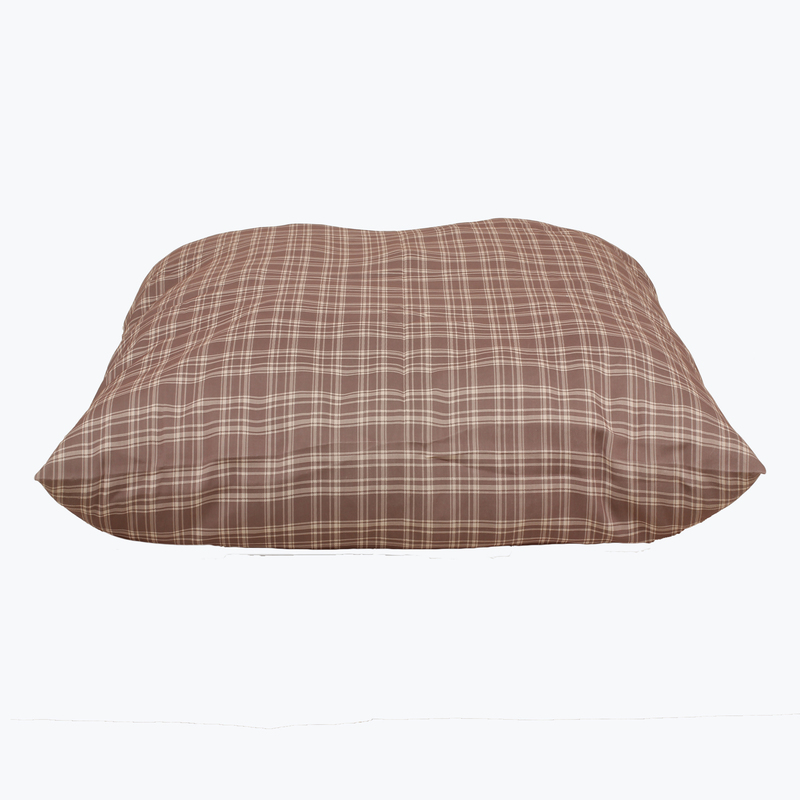"Carolina Pet Products INDOOR/OUTDOOR ""SHEBANG"" - PLAID: Tan Plaid"