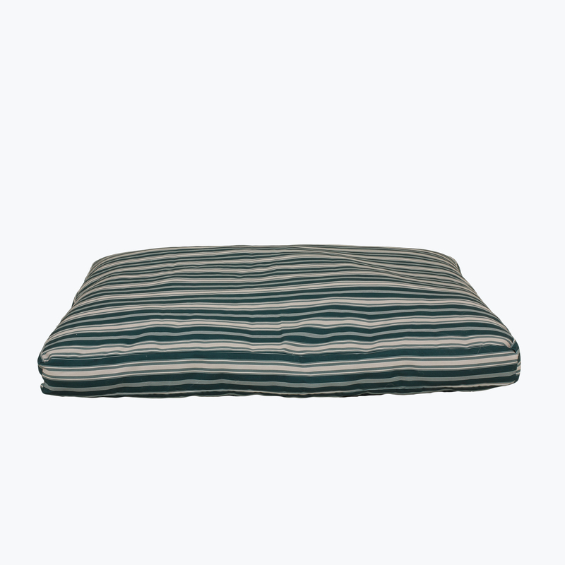 "Carolina Pet Products INDOOR/OUTDOOR STRIPED ""JAMISON"": Green"
