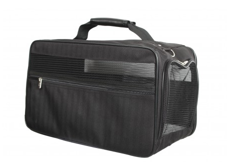 Bark N Bag Classic Noir Herringbone: Large
