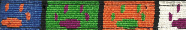 Color Pet™ Maya Paw Leash: Small