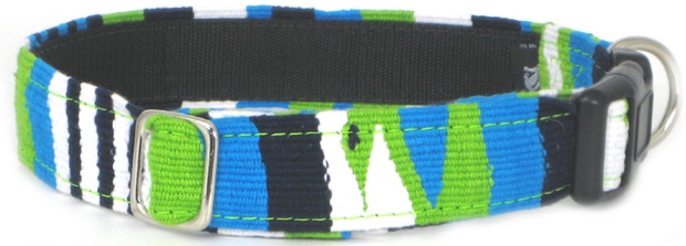 Color Pet™ Maya Atlantic Collar: Medium Wide