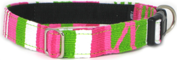 Color Pet™ Maya Custom Personalized Lumina Collar: Large