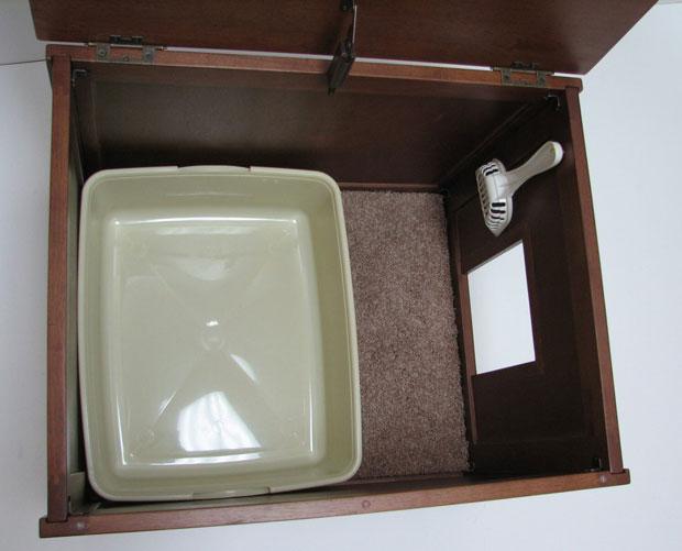 cat urine on leather furniture
