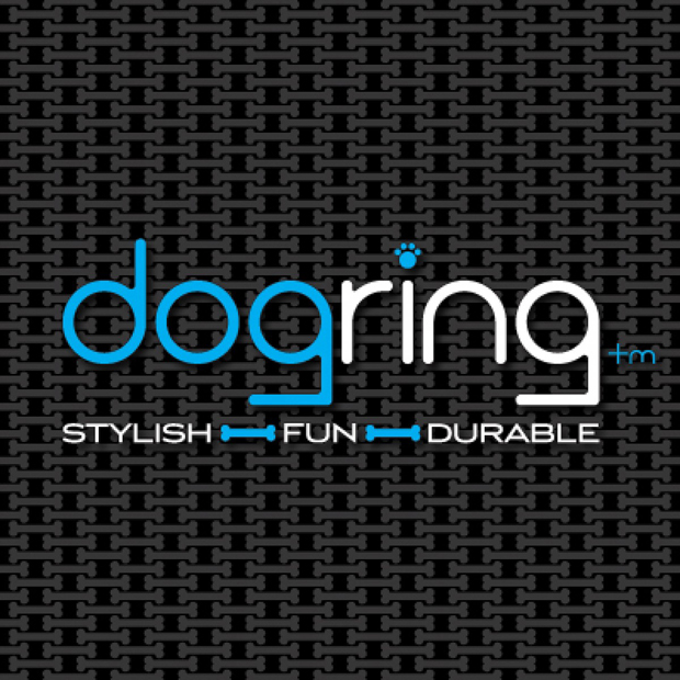 Dogring™ Blue: Large