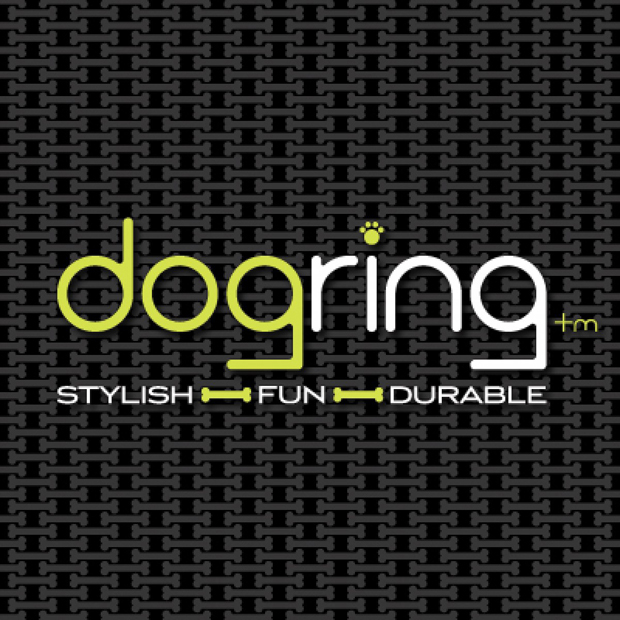 Dogring™ Green: Large