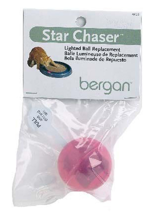 Bergan Cat Toy LED Replacement Ball Assorted