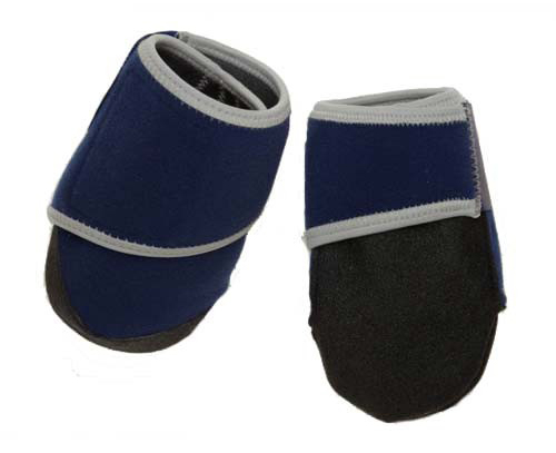 Bowserwear Healers Booties For Dogs Box Set Medium Blue